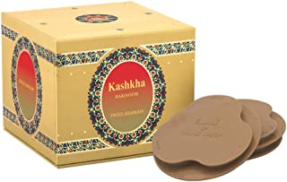 Swiss Arabian Bakhoor Kashkha For Unisex, 18 Tablets, 90 gm