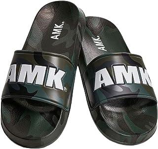 AMK Bath Slippers - Soldier Slides Dark camo - 39
