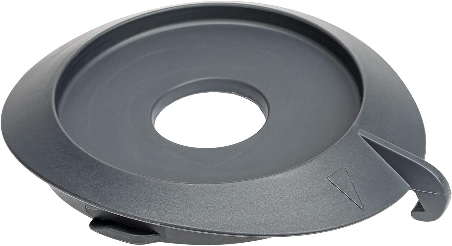 MIRTUX Tapa para vaso compatible con Thermomix TM31. Garantiza el ajuste de las cuchillas. Máxima calidad.