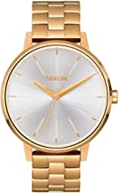 Nixon Kensington Casual Designer Women's Watch (37mm. Stainless Steel Band)