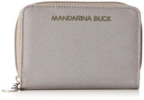 Mandarina DuckMD20 PORTAFOGLIO GREY - Portafogli Donna , Grigio (Grau (GREY 007)), 14x2x10 cm (B x H x T)