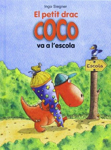 El petit drac Coco va a l'escola