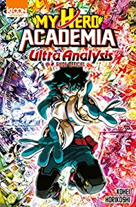 My Hero Academia Ultra Analysis Edition simple One-shot