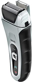 Wahl Speed Shave Rechargeable Wet/Dry Waterproof Facial Hair Shaver with Speedflex Precision Foils 7069