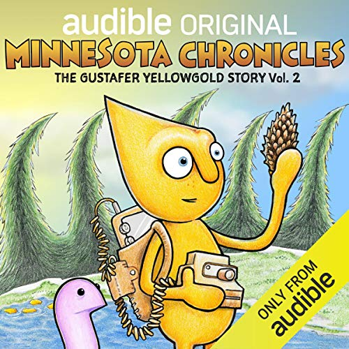 The Minnesota Chronicles audiobook cover art