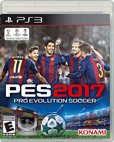 Pro Evolution Soccer 2017 – PlayStation 3 – Standard Edition