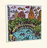 Kunstdruck A Central Park for Lovers New York Popart Poster