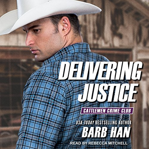 Delivering Justice audiobook cover art