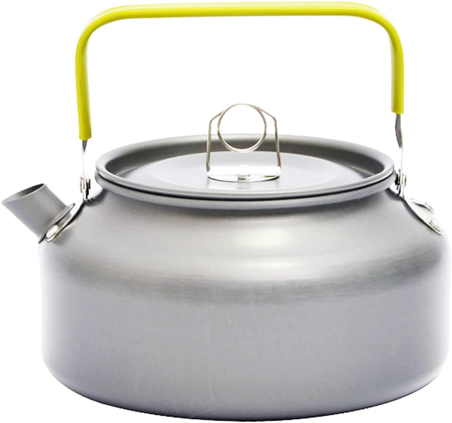 Camping Kettle Camp Tea Kettle Camping Coffee Pot Aluminum Outdoor Hiking Kettle