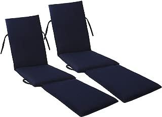 Best sunbrella steamer chair cushions Reviews