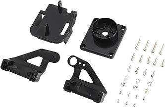 1set/lot PT Pan/Tilt Micro Two Axis Steering Gear Platform for Aircraft FPV Camera Dedicated Nylon PTZ for 9G Servos SG90