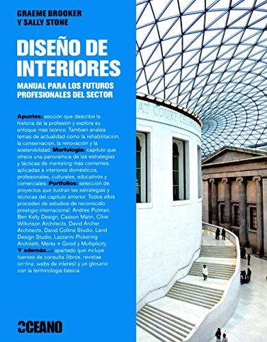 Diseño de interiores: Manual para los futuros profesionales del sector (Arquitectura, decoración e interiorismo)