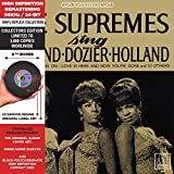 Sing Holland Dozier Holland - Cardboard Sleeve - High-Definition CD Deluxe Vinyl Replica - IMPORT by The Supremes (2013-06-18)