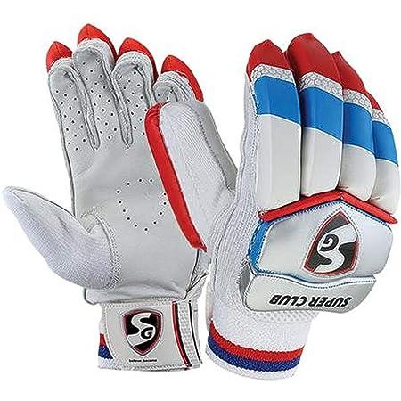 SG Super Club Batting Gloves (Colour May Vary)