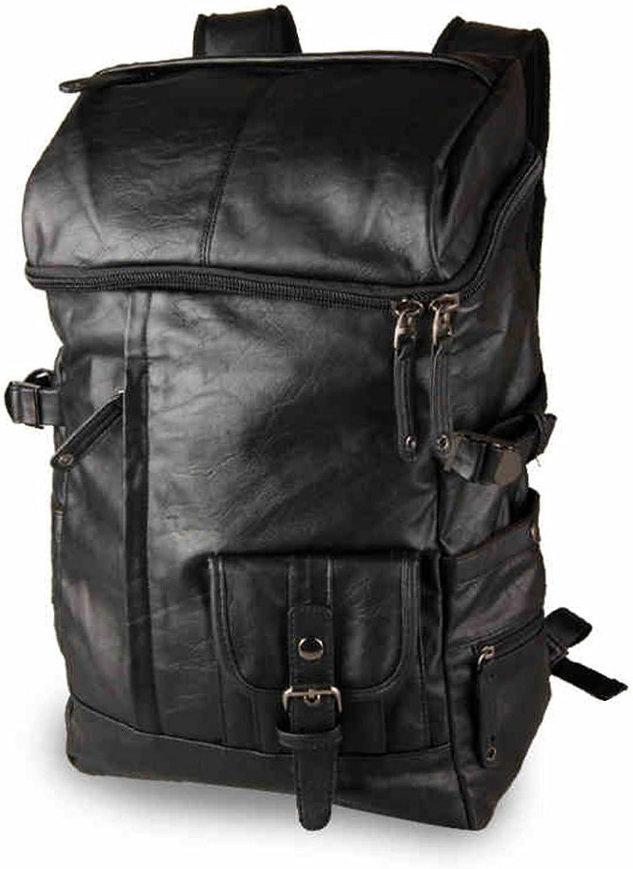 DFHHG® Outdoor Tide männlichen Rucksack Cortex Rucksack Hohe Kapazität Rucksäcke Schultasche Freizeit Reisepaket B06XKNVKP4  Bevorzugte Boutique