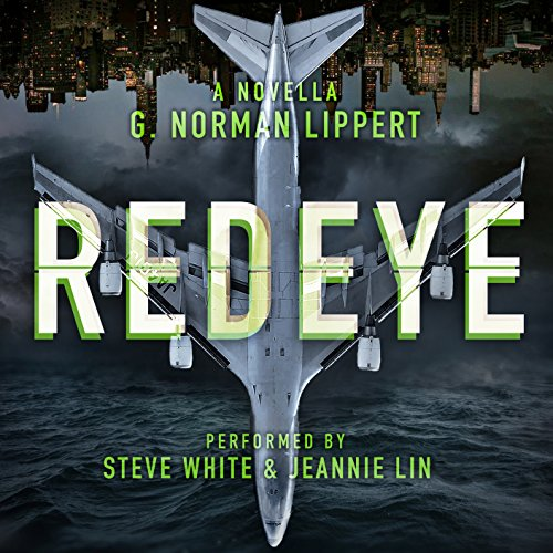 Redeye audiobook cover art