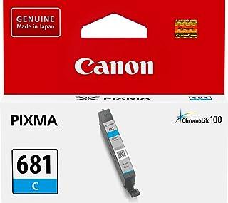 Canon (CPF6A) CLI681C Ink Cartridge, Cyan