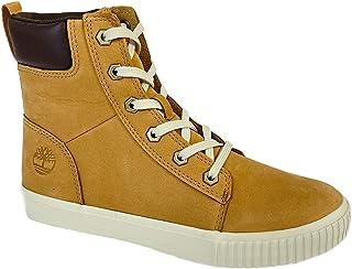 Timberland Women's Skyla Bay 6 Inch Nubuck Leather Sneaker Boots