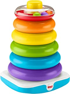 Fisher-Price GJW15 Giant Rock-a-Stack Toy