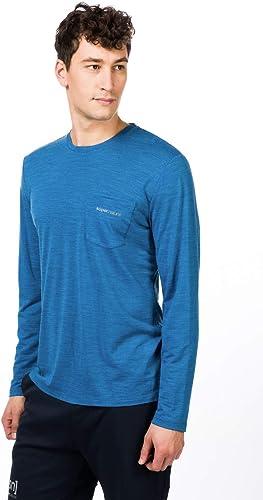 Supernatural MoveHommest T-Shirt à Manches Longues pour Homme