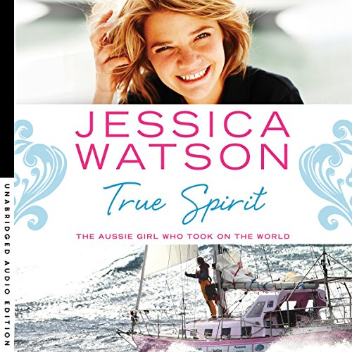 True Spirit audiobook cover art