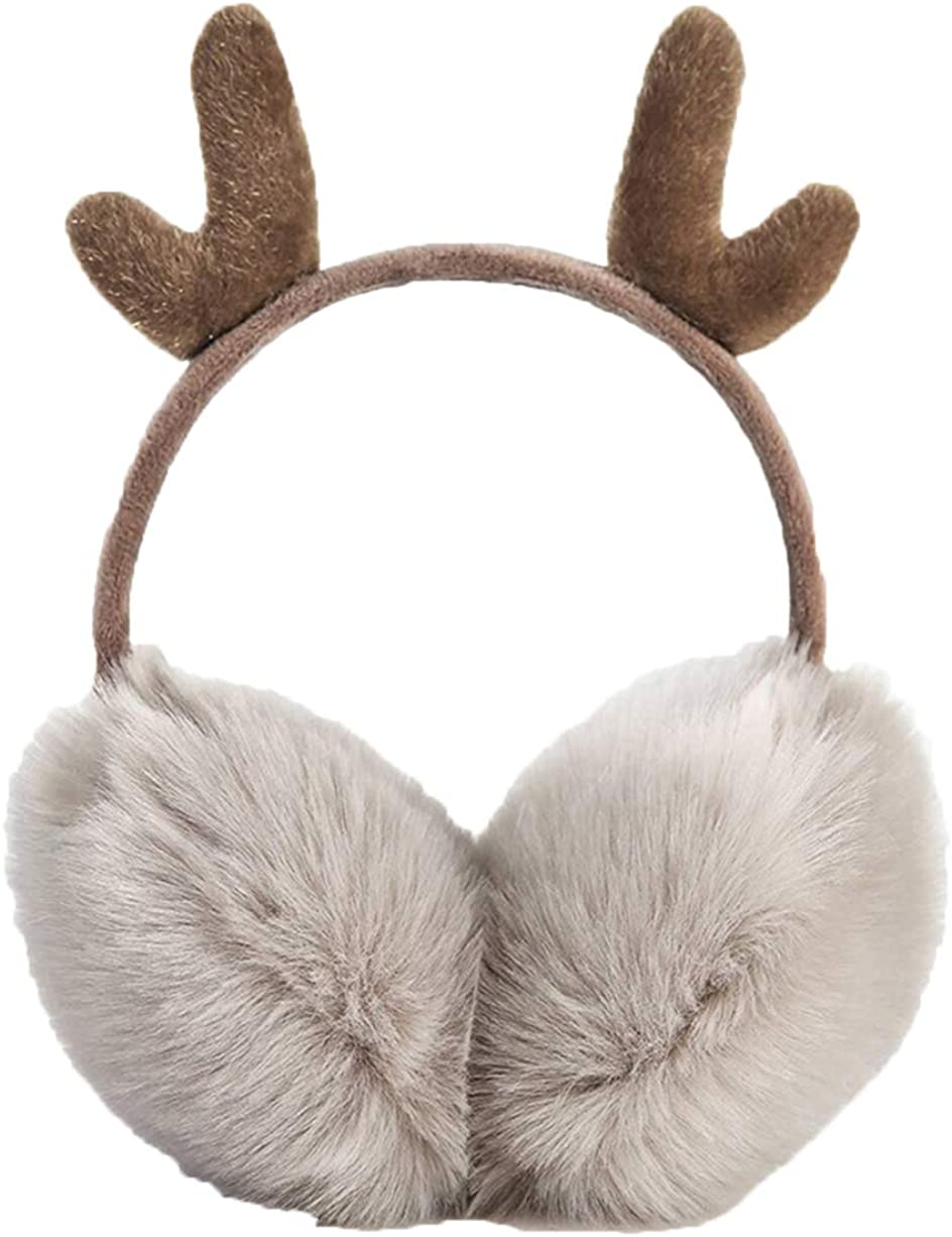 Adonis Pigou Faux Fur Earmuffs Warmers Wrap Around Max Max 68% OFF 85% OFF Muffs Ear