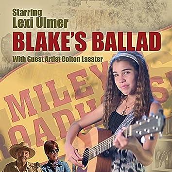 Blake's Ballad