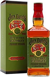 Jack Daniel's Legacy Edition 1 Limited Edition 1 Litre