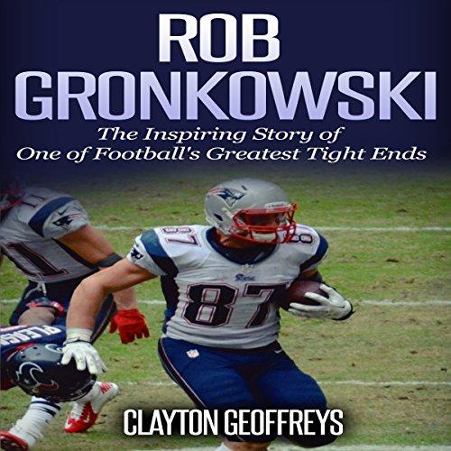 Rob Gronkowski cover art