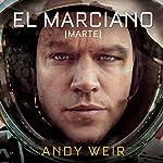 El marciano [The Martian] audiobook cover art
