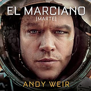 El marciano [The Martian] Titelbild