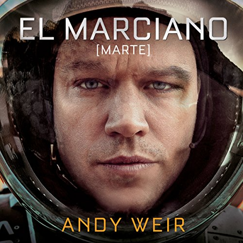 El marciano [The Martian] audiobook cover art