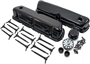Assault Racing Products A3025PBK for Small Block Ford Black Dress Up Kit SBF 260 289 302 351W 5.0