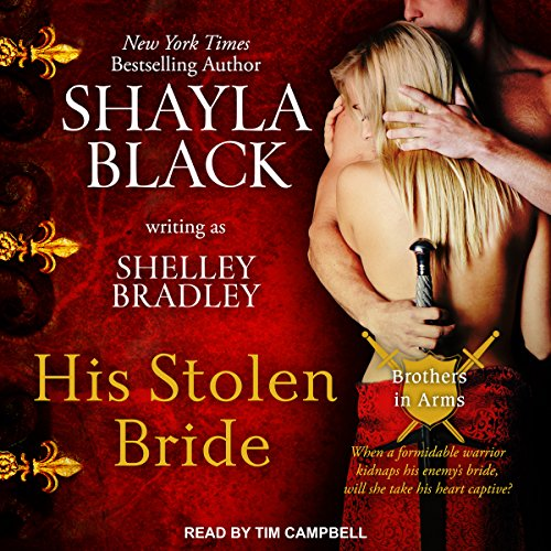 His Stolen Bride audiobook cover art
