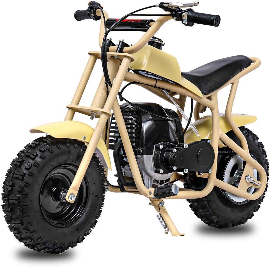 FRP DB003 40CC San Francisco Mall 4-Stroke Kids Dirt G Mini Road Off Bike Max 42% OFF Kid