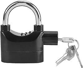 shadiao Alarm Padlock Anti Theft Alarm Lock Security voor Motorfiets Bike Bicycle Home