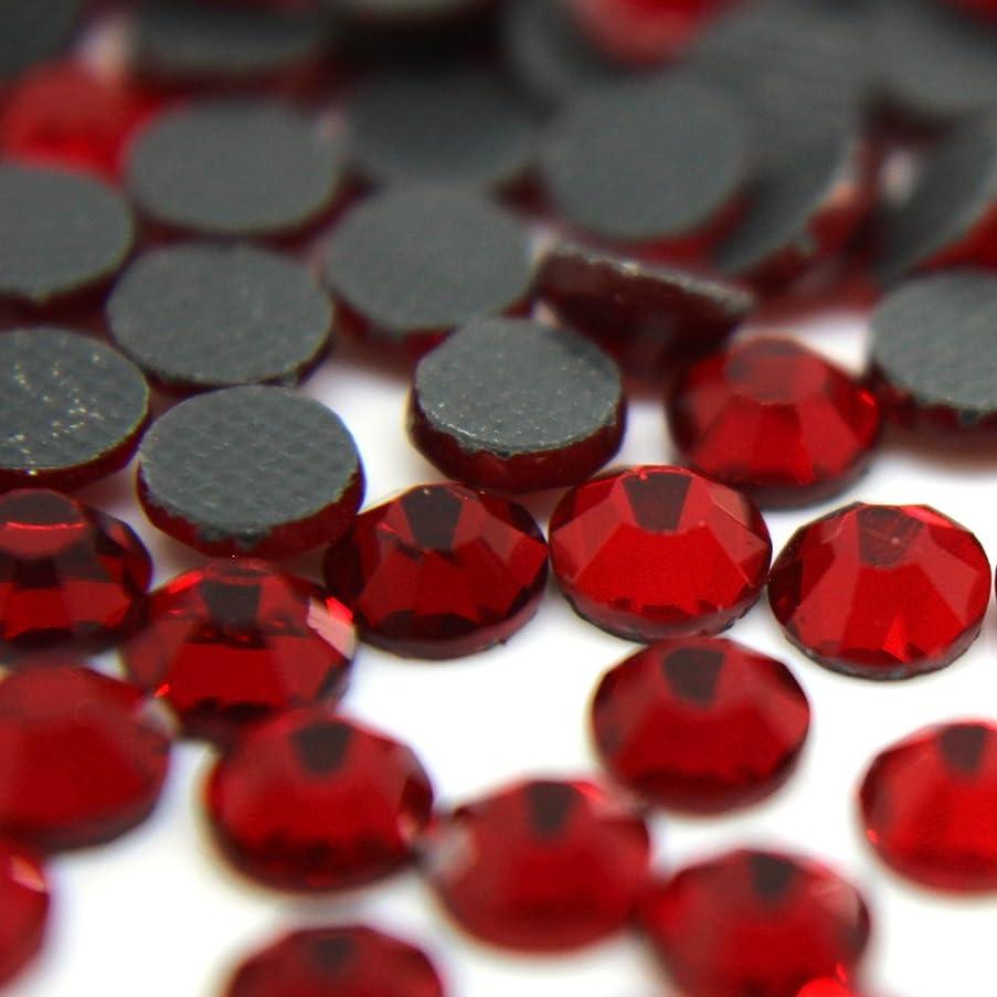 Zbella Crystal Hot Fix Rhinestones 10 Gross (1440 Stones/pkg) Hotfix Rhinestones (ss10, Siam)