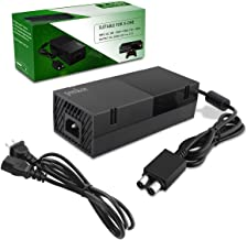 Xbox One Power Supply Xbox One Power Brick Power Box Power Block Replacement Adapter AC Power Cord Cable for Microsoft Xbox One