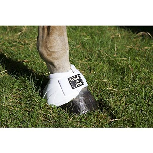 Back on Track Hufglocken Royal Protection Bell Boots braun M