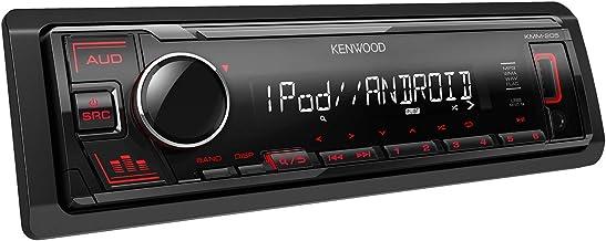 Autorradio Deckless KENWOOD KMM-205 con USB, AUX IN