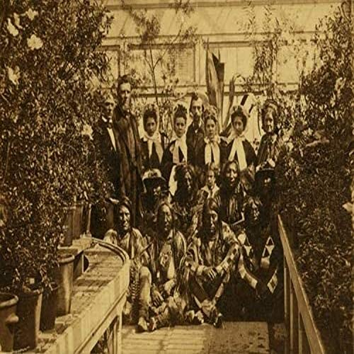 Photograph of the Southern Plains delegation taken in the White House Conservatory on March product image