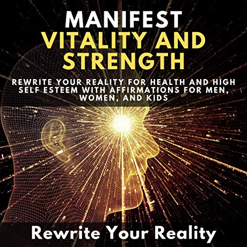 Manifest Vitality and Strength cover art