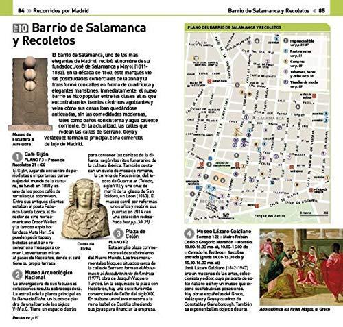 Guía top Madrid: Los Angeles guía que descubre lo mejor de cada ciudad (Guía... - 617VN8xV7WL