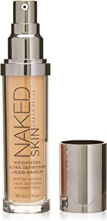 Urban Decay Naked Skin Weightless Ultra Definition Liquid Makeup - 3.0, 30 ml