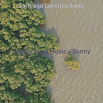 Background Music - Sunny