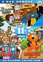 Animal Cartoon Bundle [DVD]