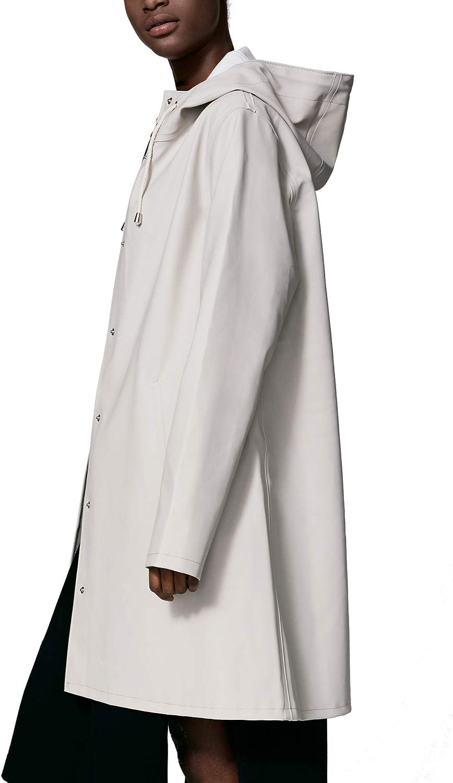 STUTTERHEIM Womens A-Lined Raincoat Mosebacke