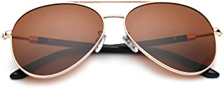 gold aviators men's
