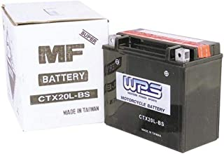 WPS Factory Activated Maintenance Free Sealed Battery CT4B-5