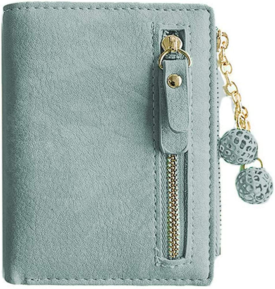 Small Wallets for Women Bifold Slim ID Coin Card Ho Purse Jacksonville Mall Super popular specialty store Zipper